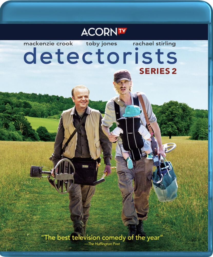 Detectorists: Series 2 - Detectorists: Series 2 (2pc) / (Mod 2pk)