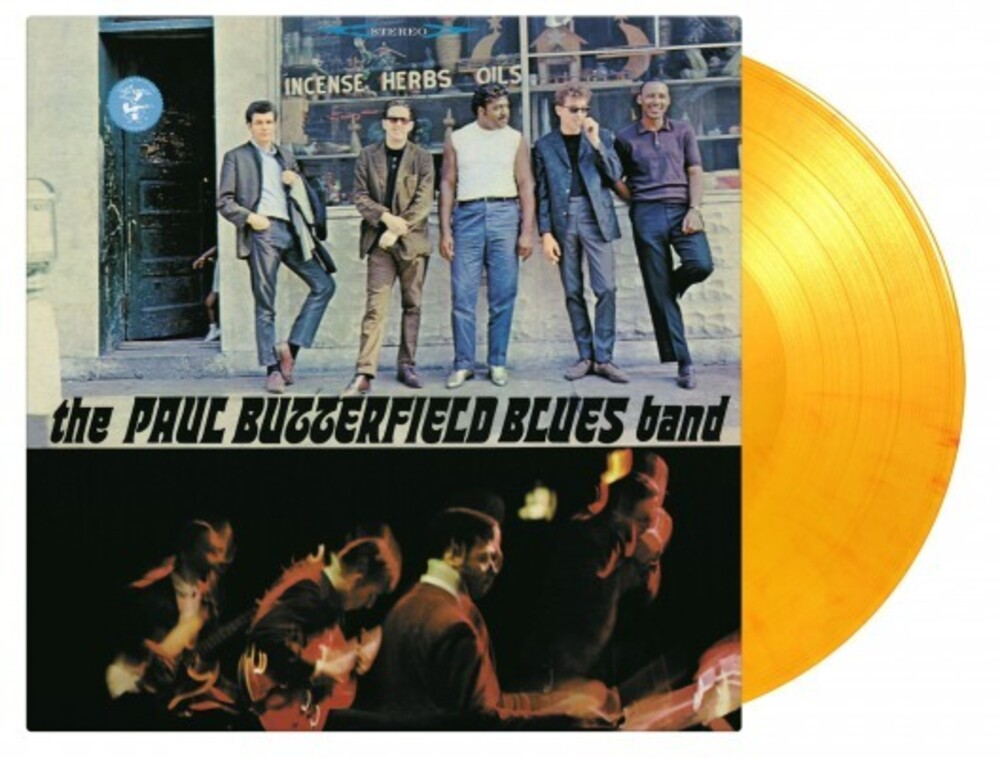 Paul Butterfield Blues Band - Paul Butterfield Blues Band (Colv) (Ltd) (Org)