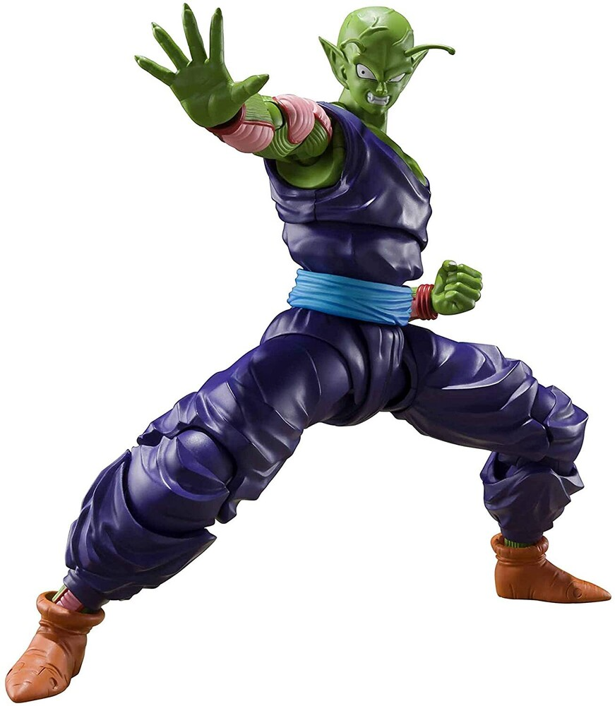 Tamashii Nations - Dragon Ball Z: Piccolo The Proud Namekian - Bandai Tamashii NationsS.H. Figuarts