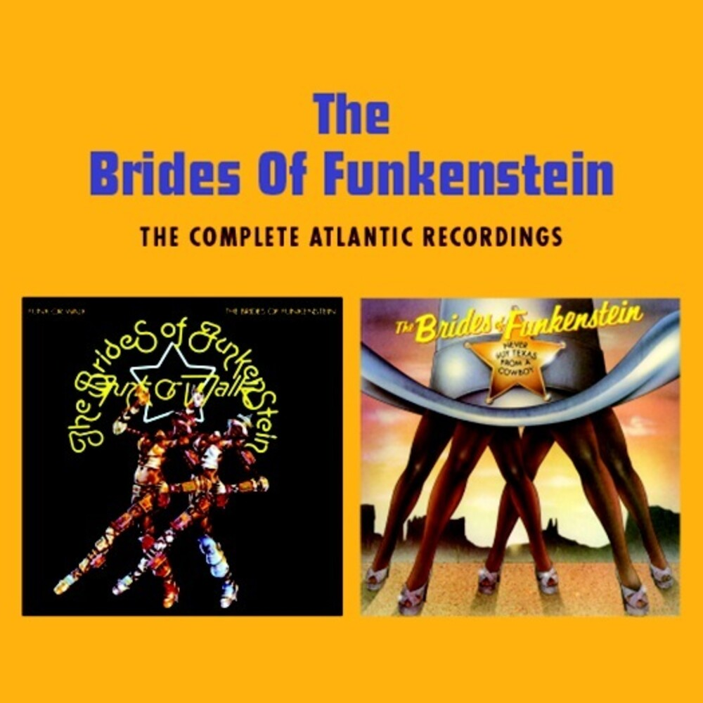 Brides Of Funkenstein - Complete Atlantic Recordings