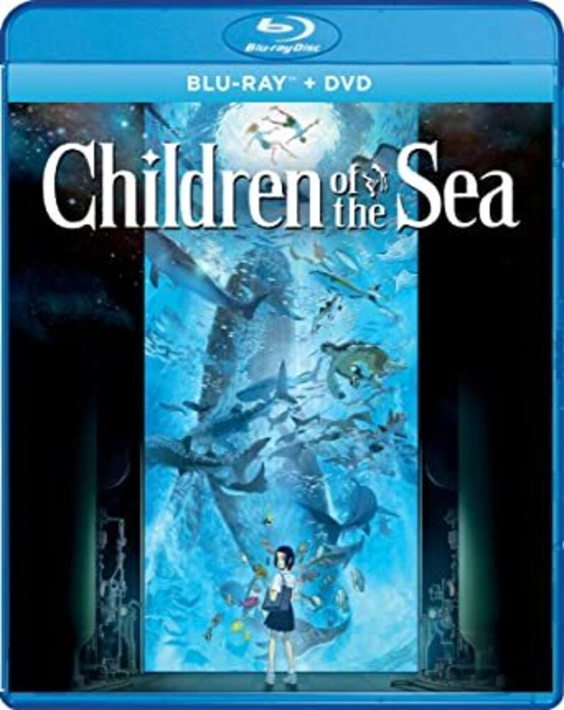 - Children Of The Sea (2pc) (W/Dvd) / (2pk Ac3 Dts)