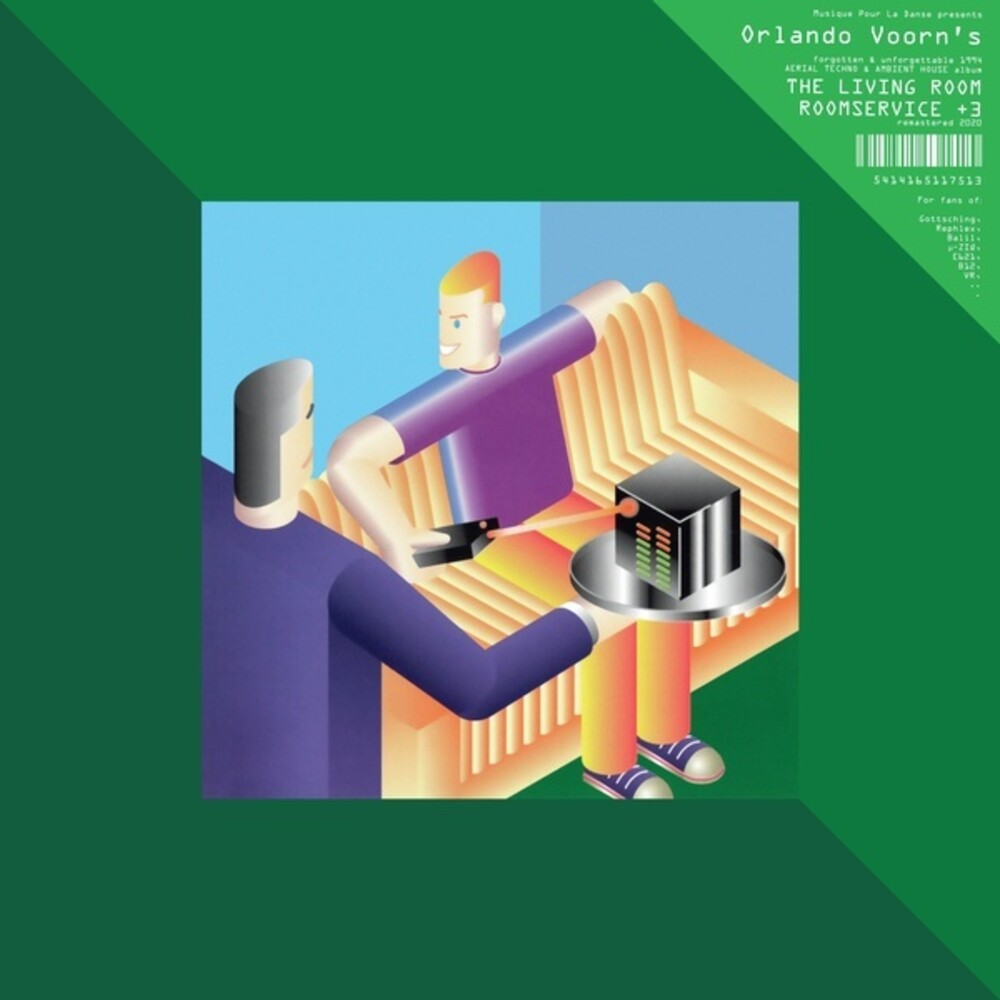 Living Room Orlando Voorn - Roomservice 3 (2pk)