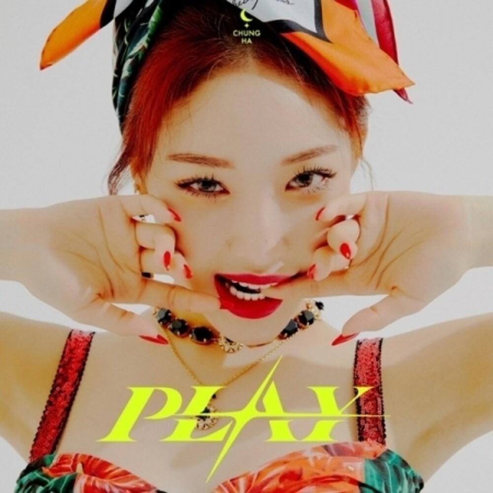 Chungha - Play Stay Tonight (Post) (Wb) (Phot) (Asia)