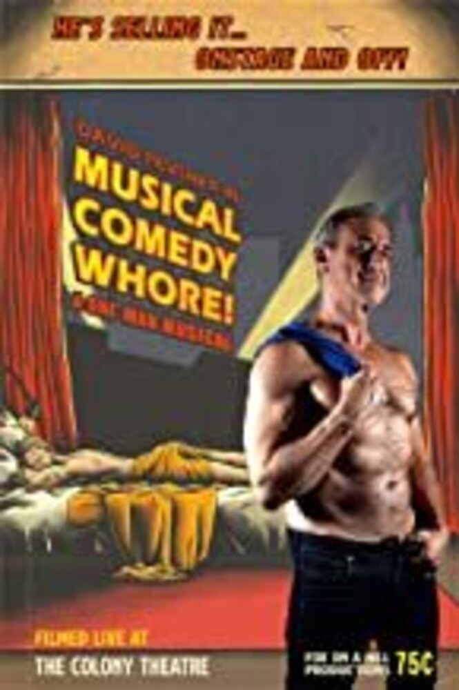 - Musical Comedy Whore / (Ntsc)