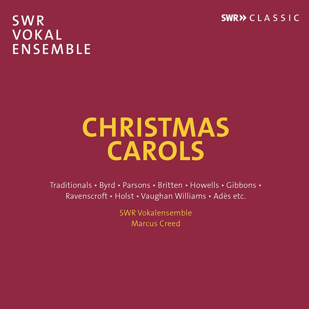 Swr Vokalensemble - Christmas Carols / Various