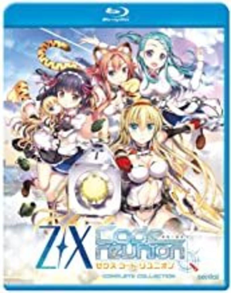 - Z/X Code Reunion (2pc) / (Anam Sub)