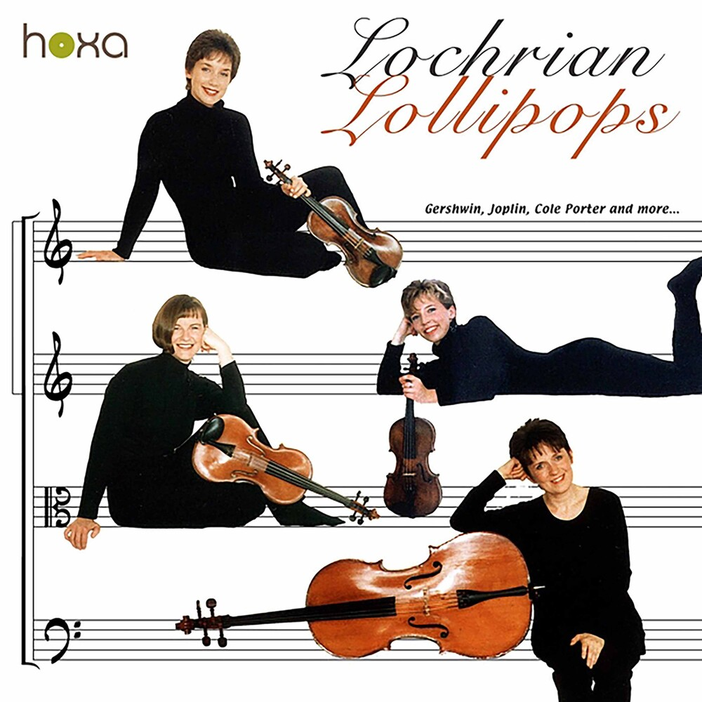 The Lochrian Ensemble - Lochrian Lollipops