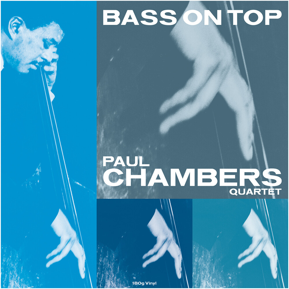 Paul Chambers - Bass On Top (Uk)