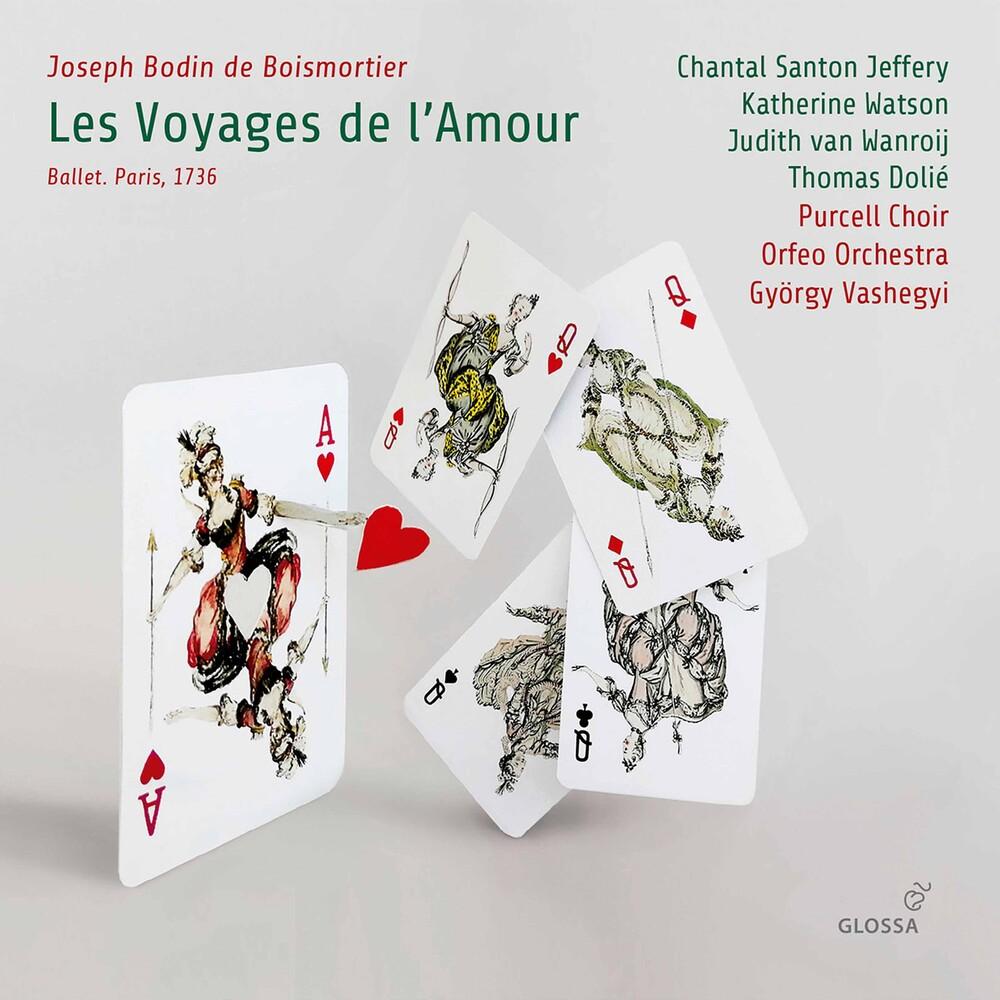 Orfeo Orchestra - Les Voyages de L'amour