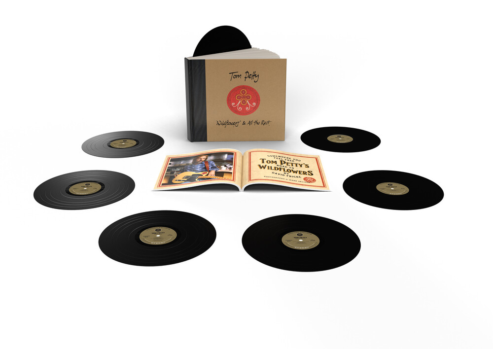 Tom Petty - Wildflowers & All the Rest [Deluxe 7LP Box Set]