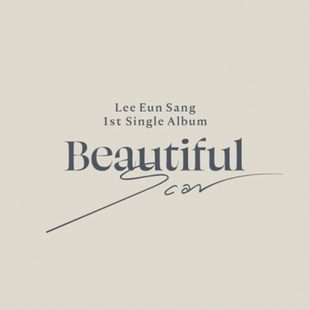 Lee Eun Sang - Beautiful Scar (Random Cover) (Phob) (Phot) (Spkg)