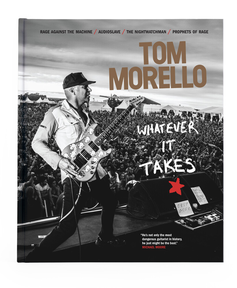 Morello, Tom - Whatever It Takes