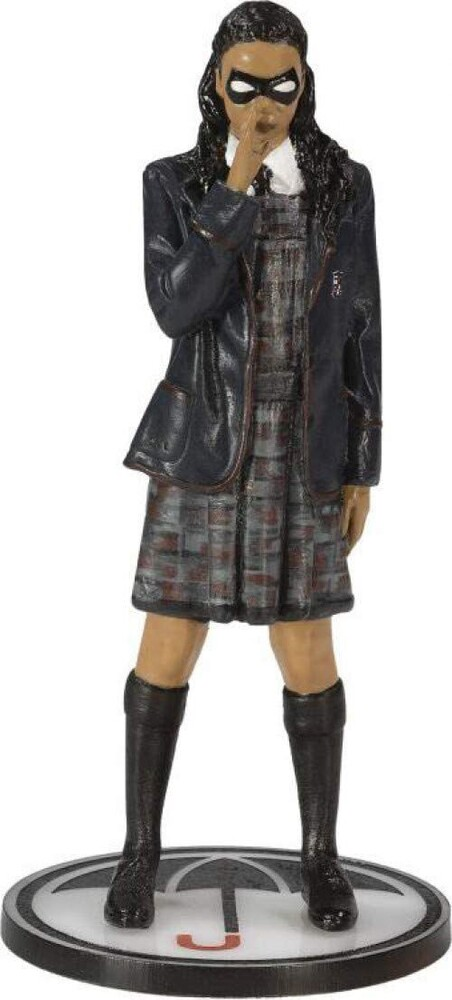 Umbrella Academy Netflix Figure Replica #3 Allison - Umbrella Academy (Netflix) Figure Replica #3: Allison
