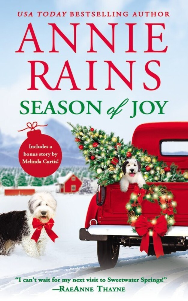 Rains, Annie - Season of Joy: Includes a bonus novella