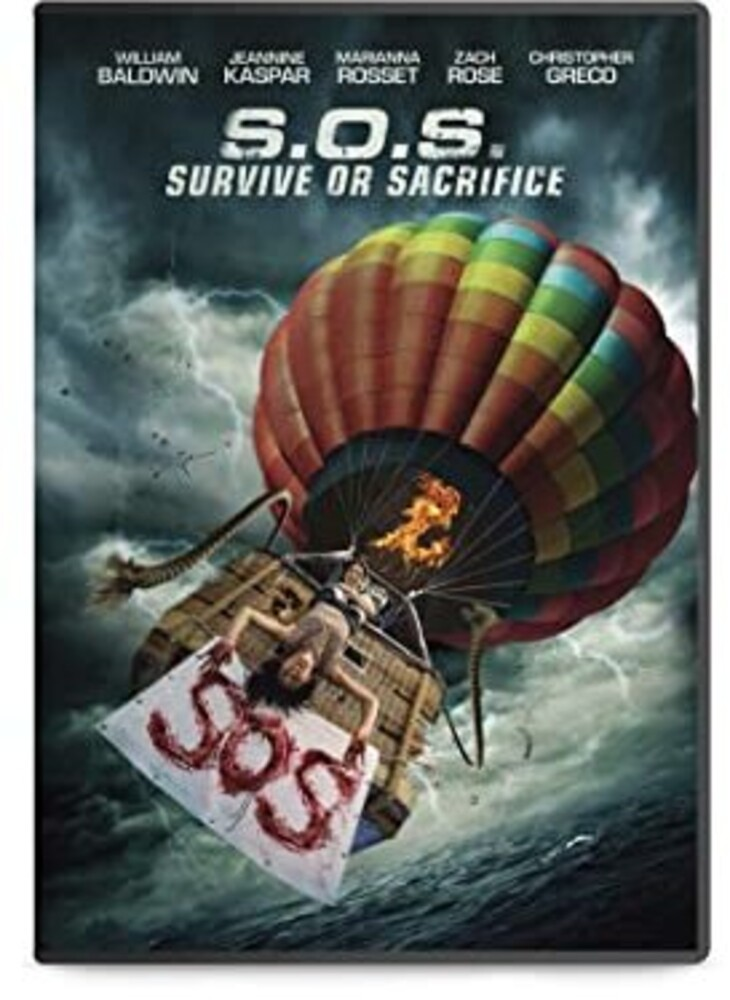 S.O.S. Survive or Sacrifice DVD - 14.99