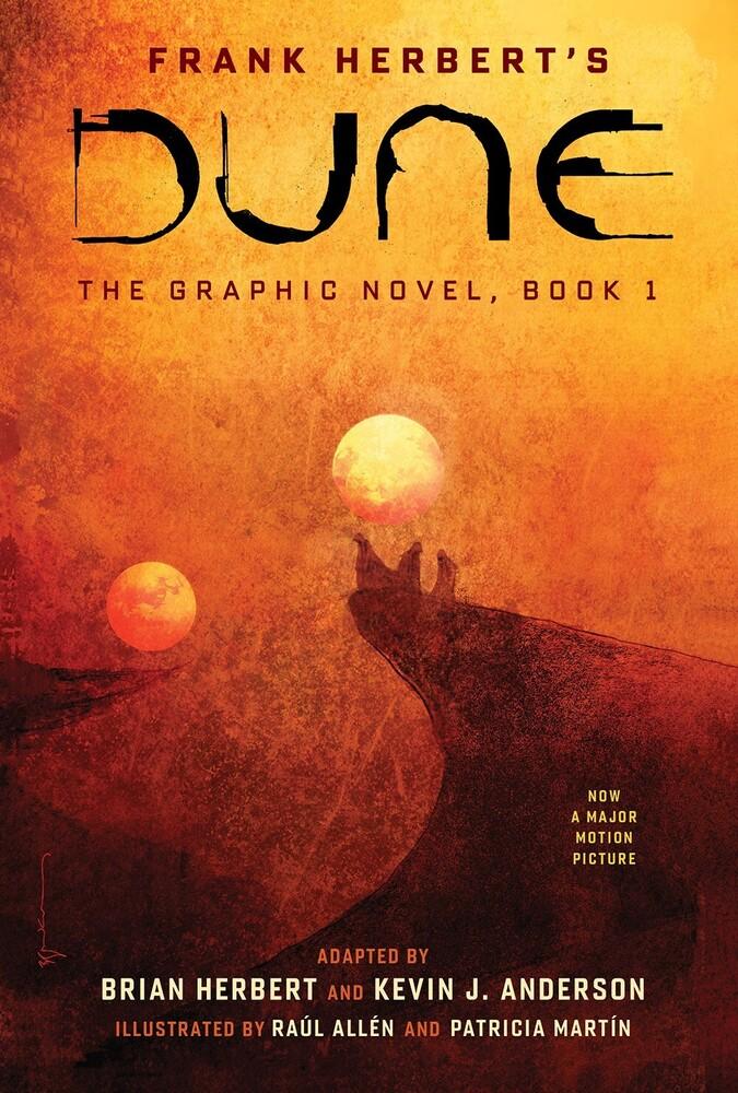 - Frank Herbert's DUNE: The Graphic Novel, Book 1: Dune