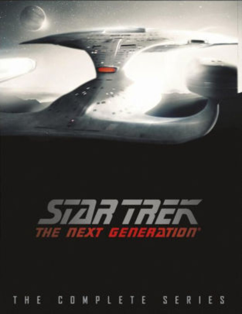 Star Trek: Next Generation - Complete Series - Star Trek: Next Generation - Complete Series