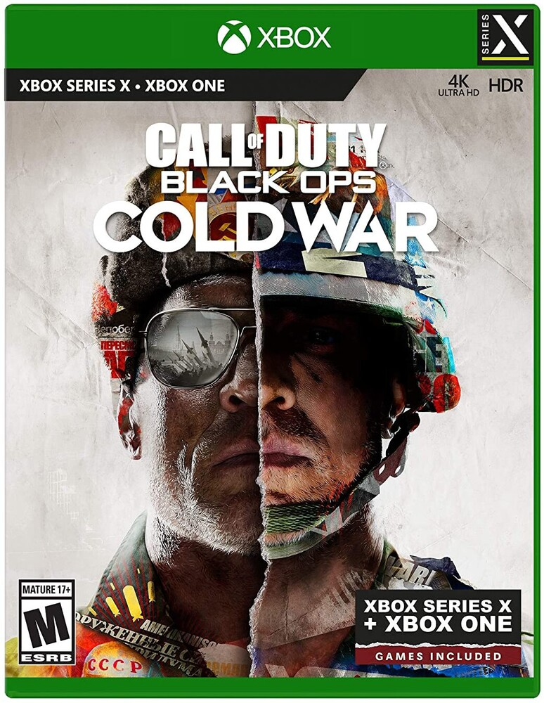 Xbx Call of Duty: Black Ops Cold War - Xbx Call Of Duty: Black Ops Cold War
