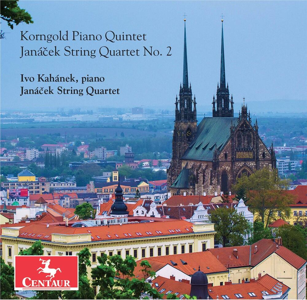 Ivo Kahanek - Piano Quintet