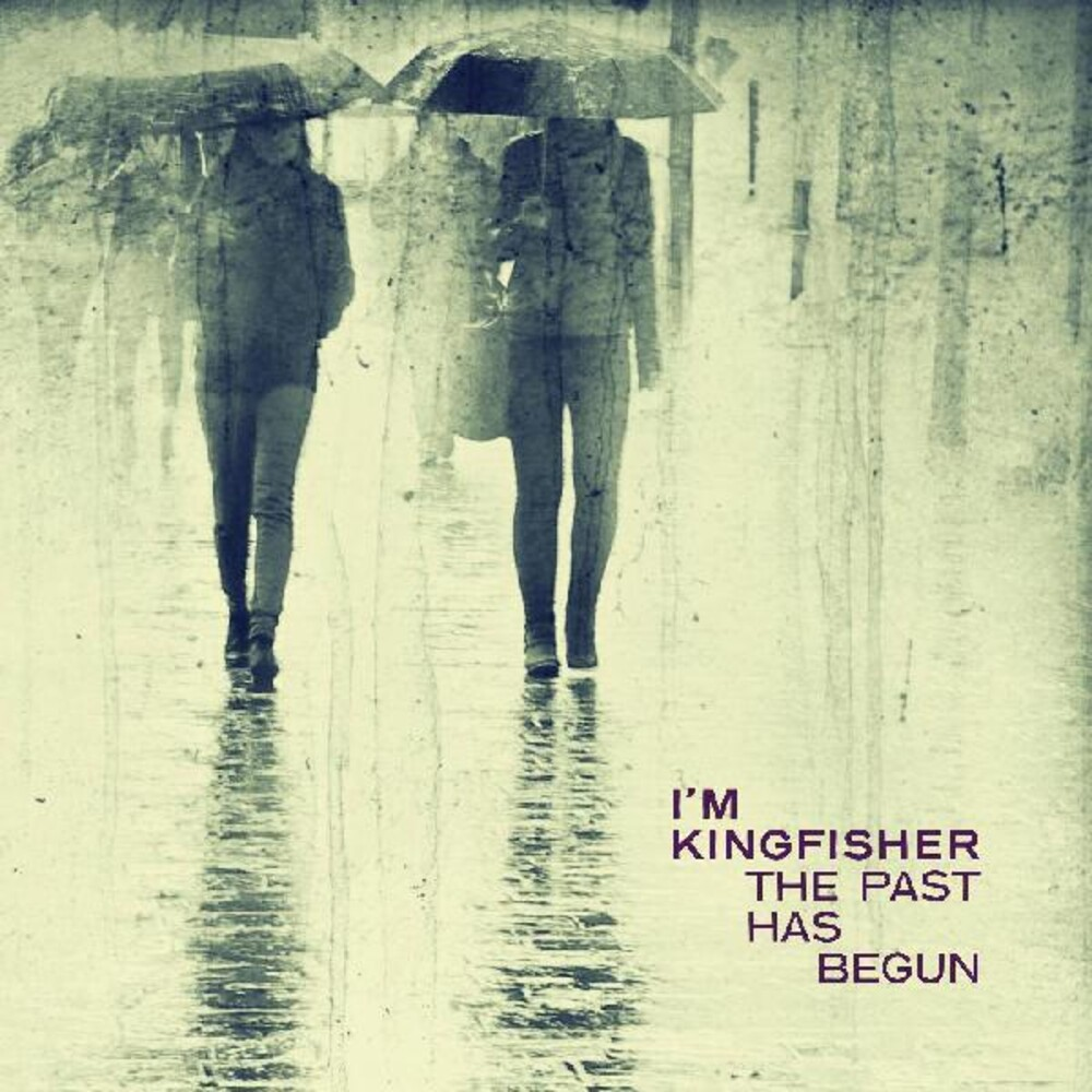 I'm Kingfisher - The Past Has Begun [Blue LP]