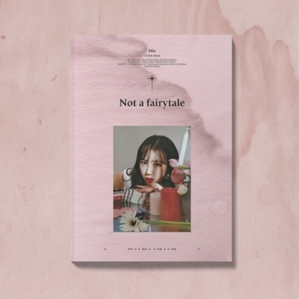 Mia - Not a Fairytale (incl. 34pg Photobook)