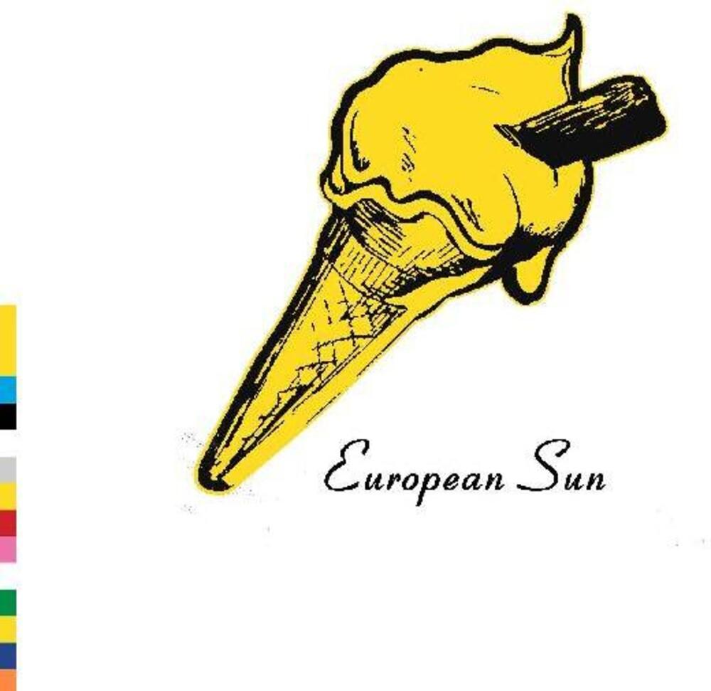European Sun - European Sun [White LP]