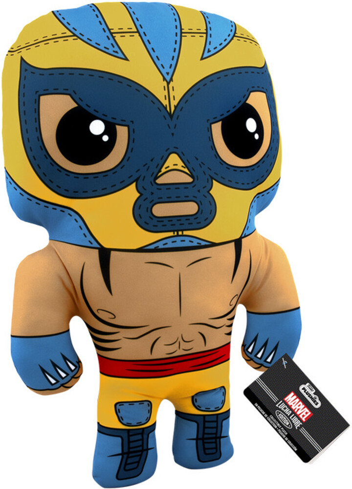 Funko Pop! Plush: - Marvelluchadores - Wolverine 17.5