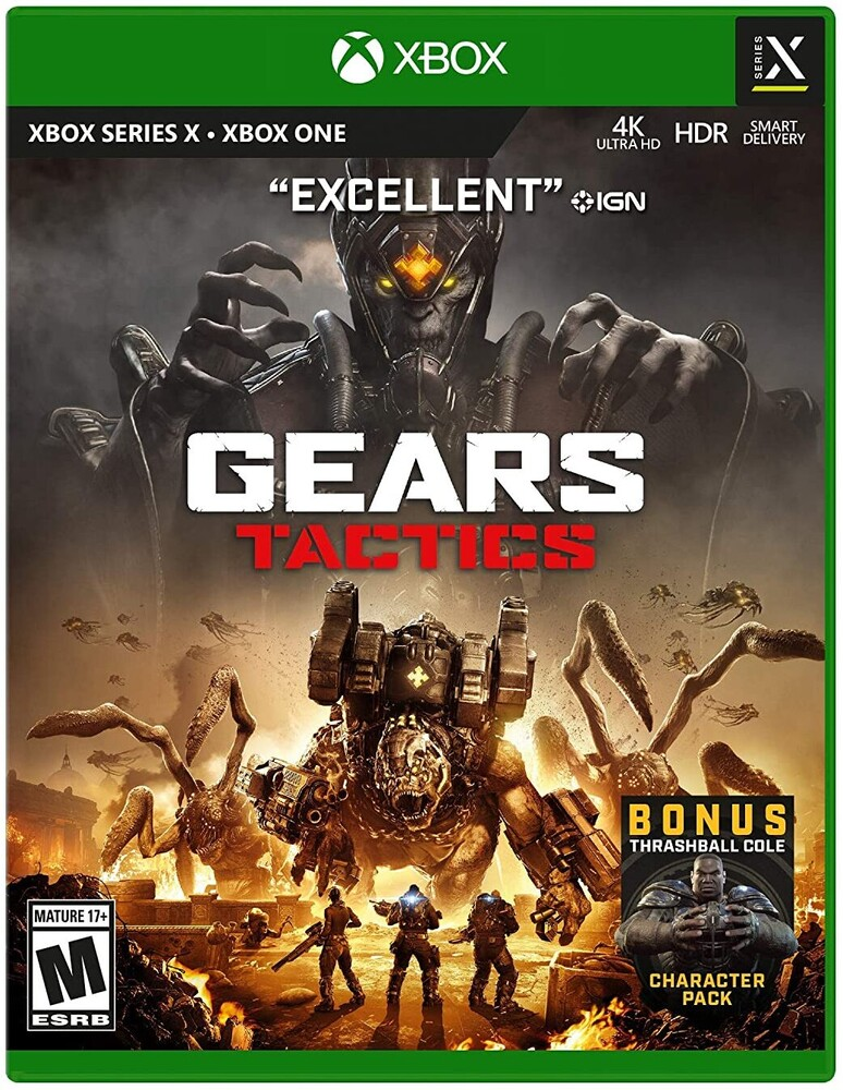 Xb1 Gears Tactics - Gears Tactics for Xbox One
