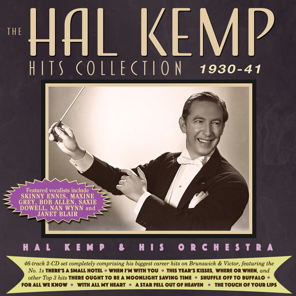 Hal Kemp & His Orchestra - Hits Collection 1930-41