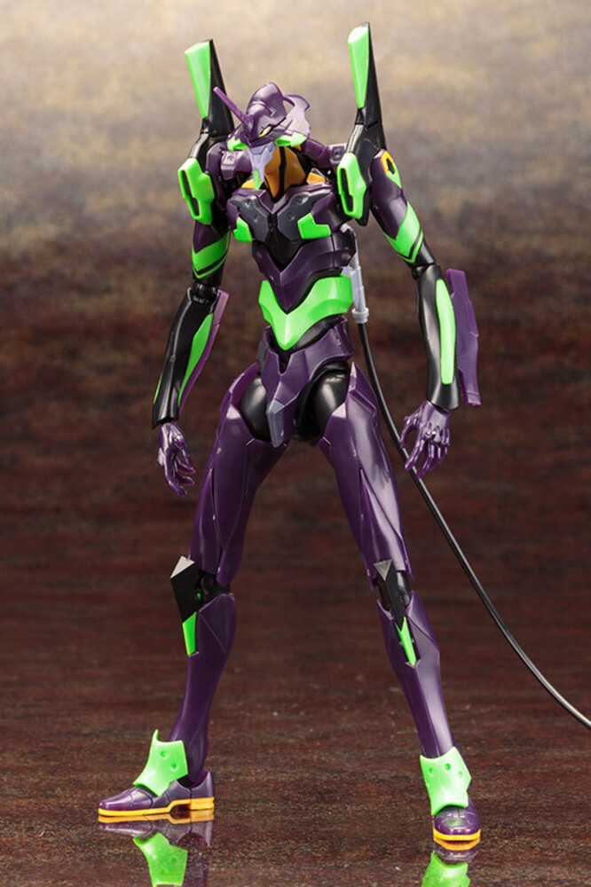 Evangelion 3.0 - Type-01 Night Combat - Kotobukiya - Evangelion 3.0 You Can (Not) Redo - Evangelion TestType-01 Night Combat Verison