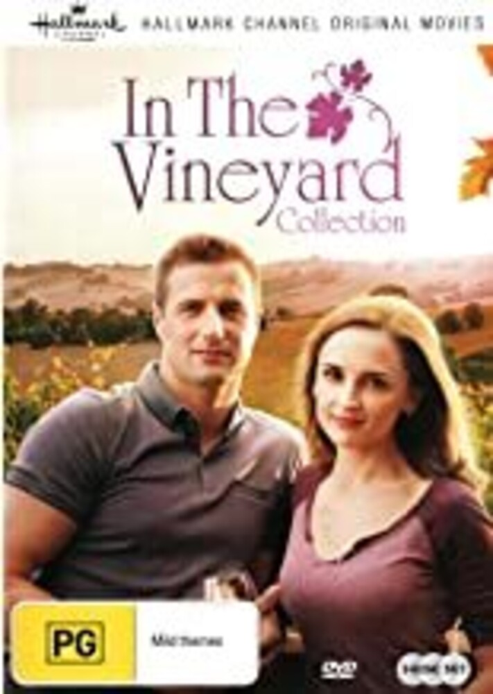 - Hallmark: In The Vineyard Collection (3pc) / (Aus)