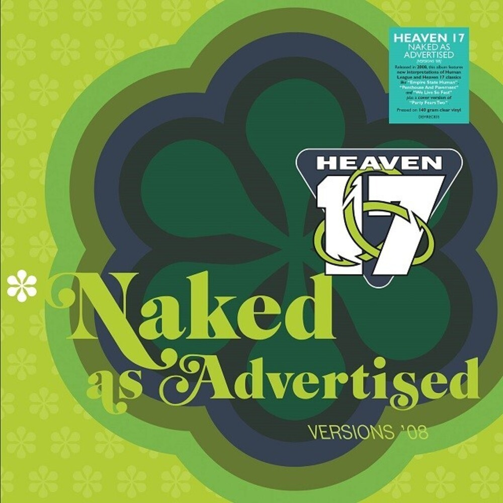 Heaven 17 - Naked As Advertised [Clear Vinyl] (Ofgv) (Uk)