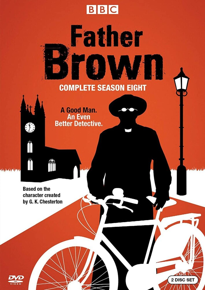 Father Brown: Season Eight - Father Brown: Complete Season Eight
