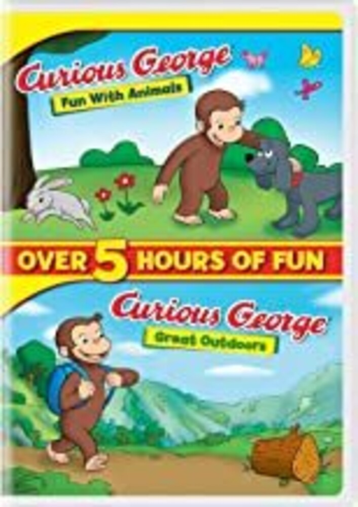 Curious George: Fun with Animals / Great Outdoors - Curious George: Fun With Animals/Great Outdoors