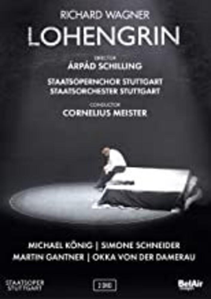 Wagner / Meister / Staatsorchester Stuttgart - Lohengrin