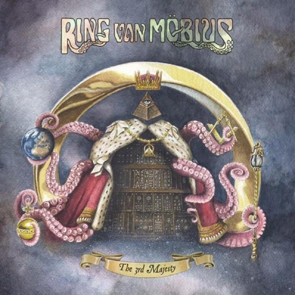 Ring Van Mobius - 3rd Majesty