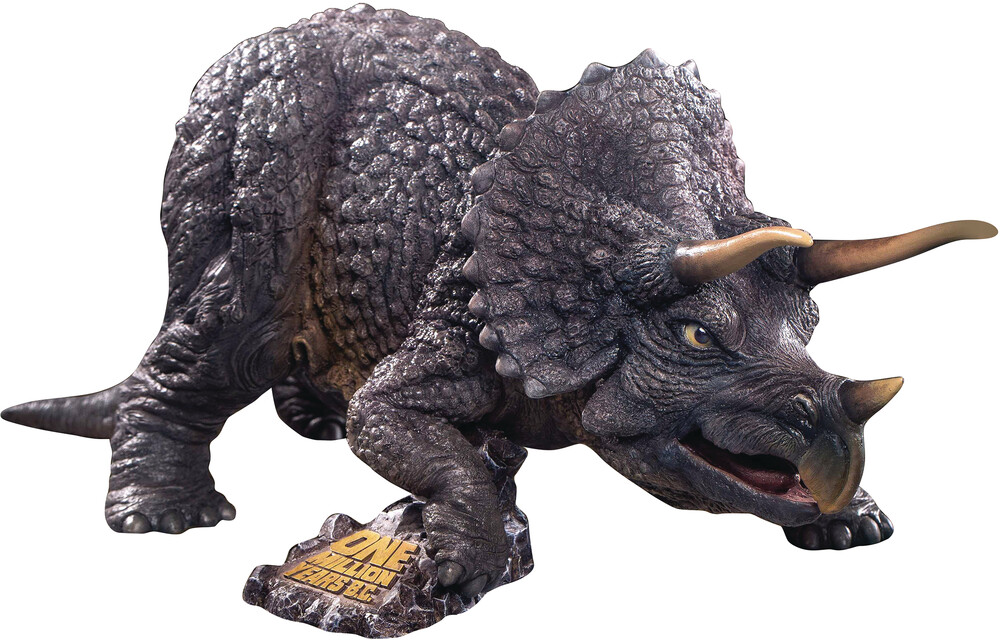 Star Ace Toys - Star Ace Toys - One Million Years Bc Triceratops Soft Vinyl Statue(Net)