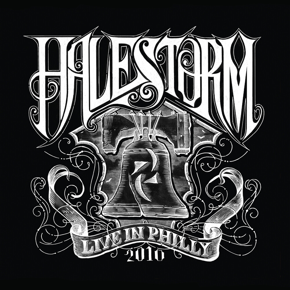 Halestorm - Live In Philly 2010 [Limited Edition Deluxe 2LP]