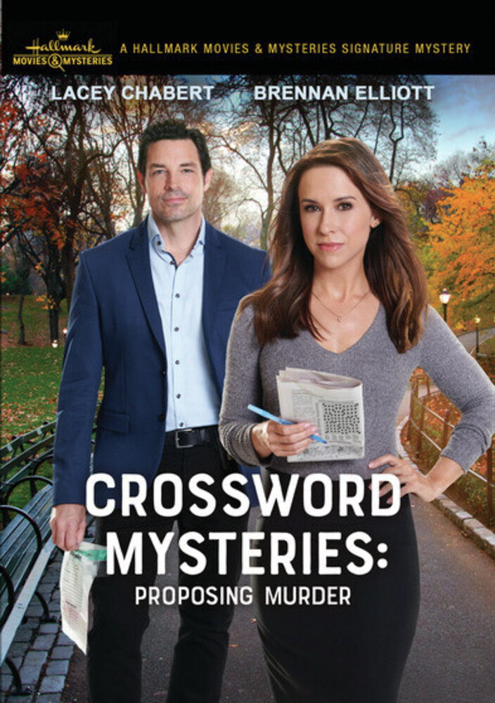 - Crossword Mysteries: Proposing Murder