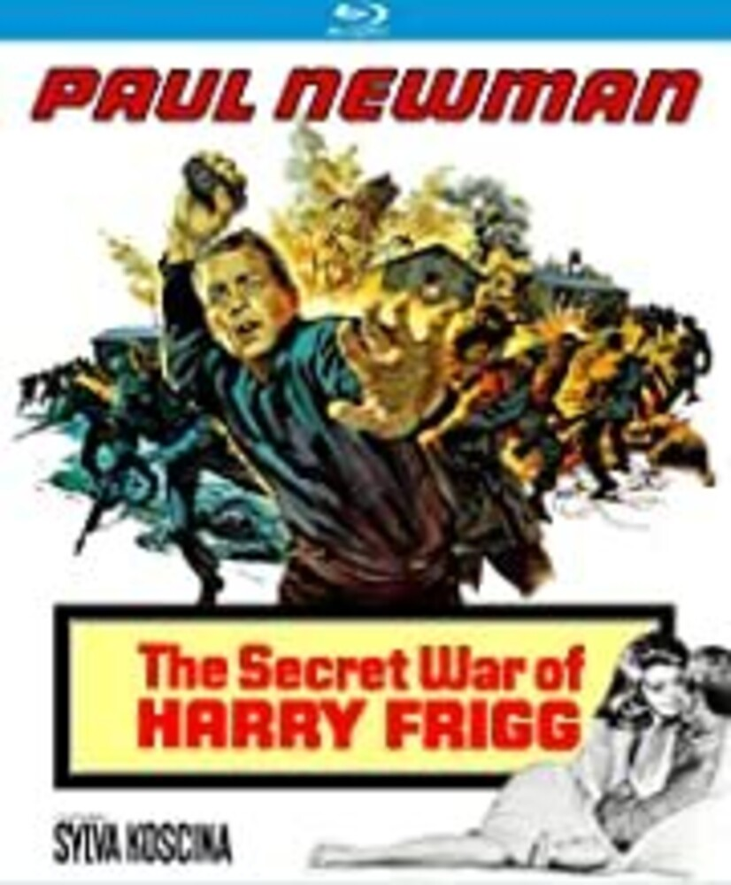 Secret War of Harry Frigg (1968) - Secret War Of Harry Frigg (1968)