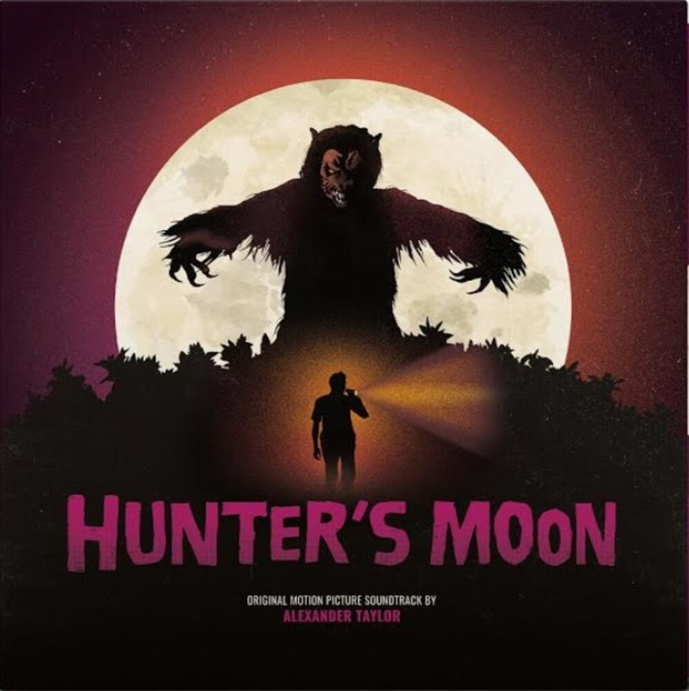 Alexander Taylor Purp - Hunter's Moon (Original Soundtrack) (Purple Vinyl)
