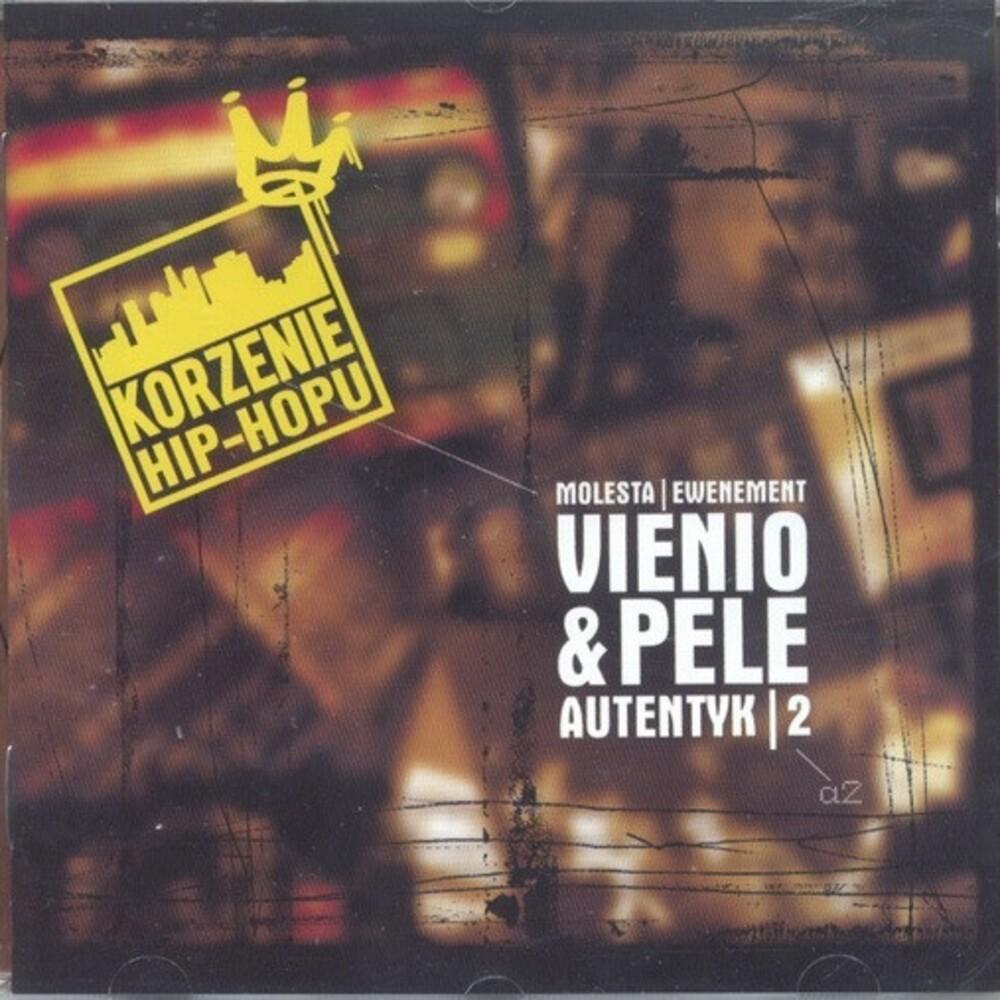Vienio & Pele - Autentyk 2 (Reedycja)