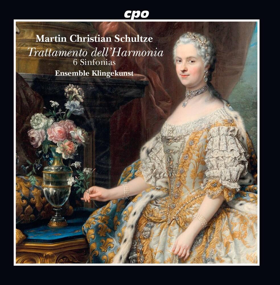Schultze / Ensemble Klingekunst / Grossinger - Trattamento Dell'harmonia
