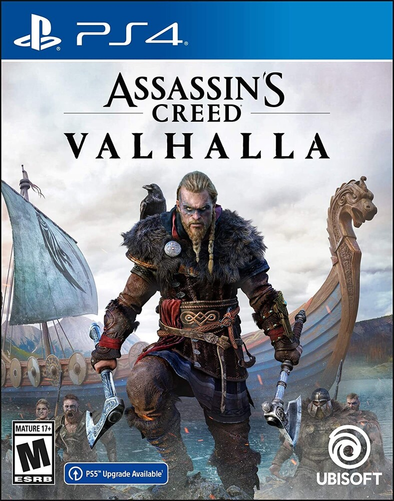 Ps4 Assassin's Creed Valhalla - Assassin's Creed Valhalla for PlayStation 4