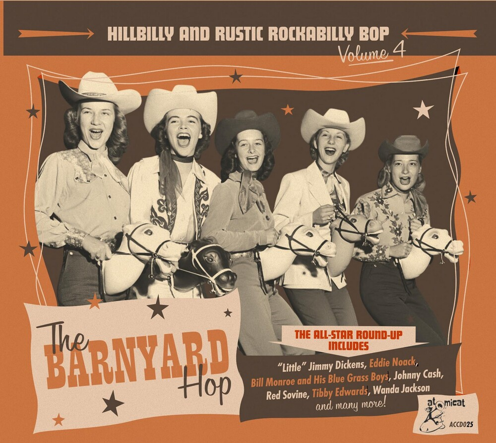 Barnyard Hop / Various - Barnyard Hop (Various Artists)