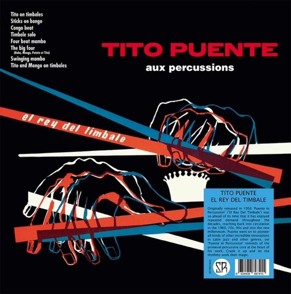 Tito Puente - El Rey Del Timbale