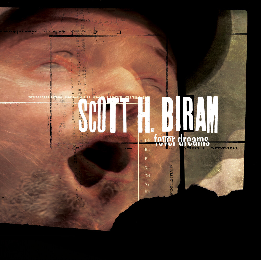 Scott Biram H - Fever Dreams [Digipak]