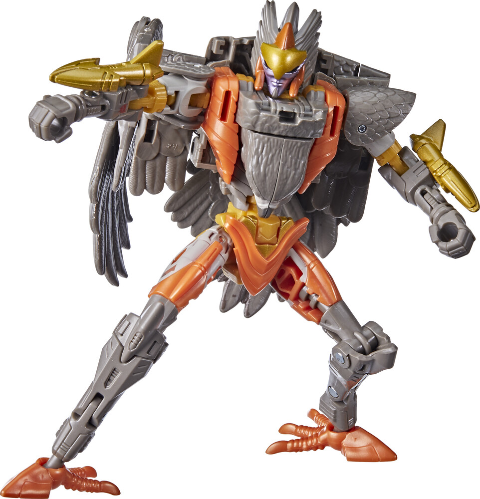 Tra Gen Wfc K Deluxe Air Razor - Hasbro Collectibles - Transformers Generations War For Cybertron KDeluxe Air Razor
