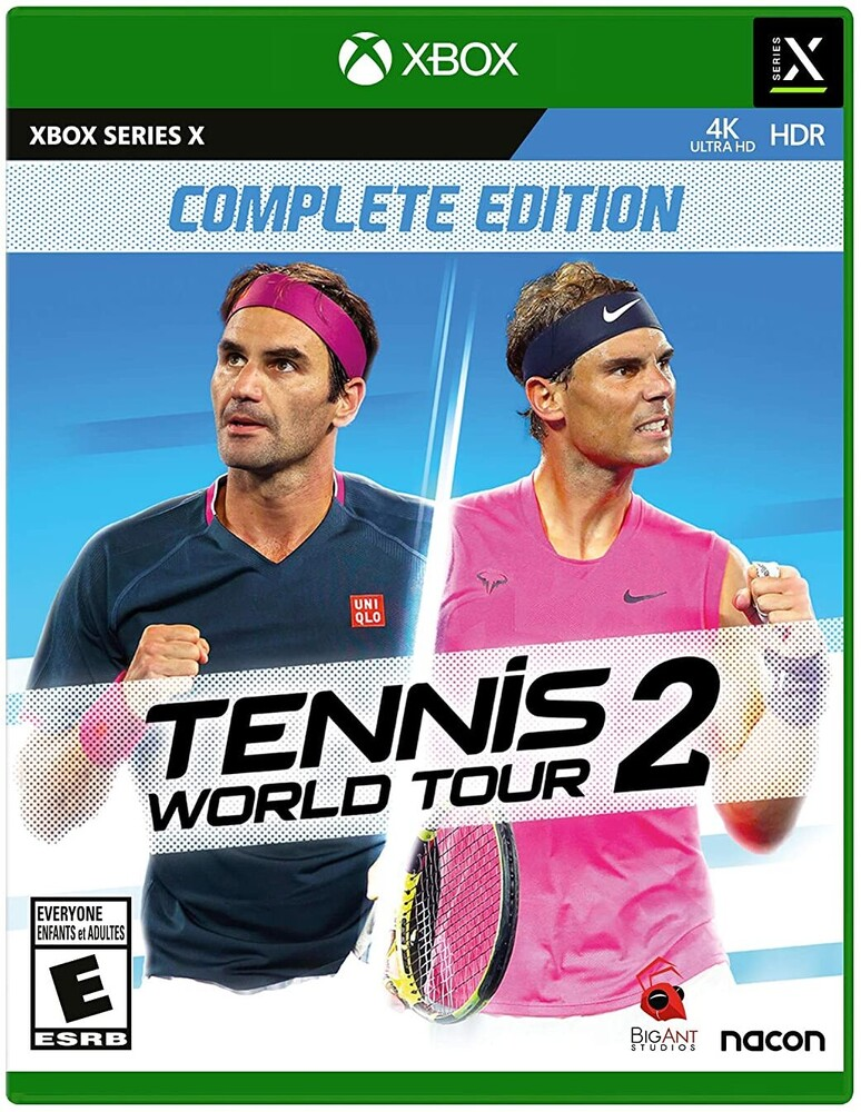 Xbx Tennis World Tour 2 - Xbx Tennis World Tour 2