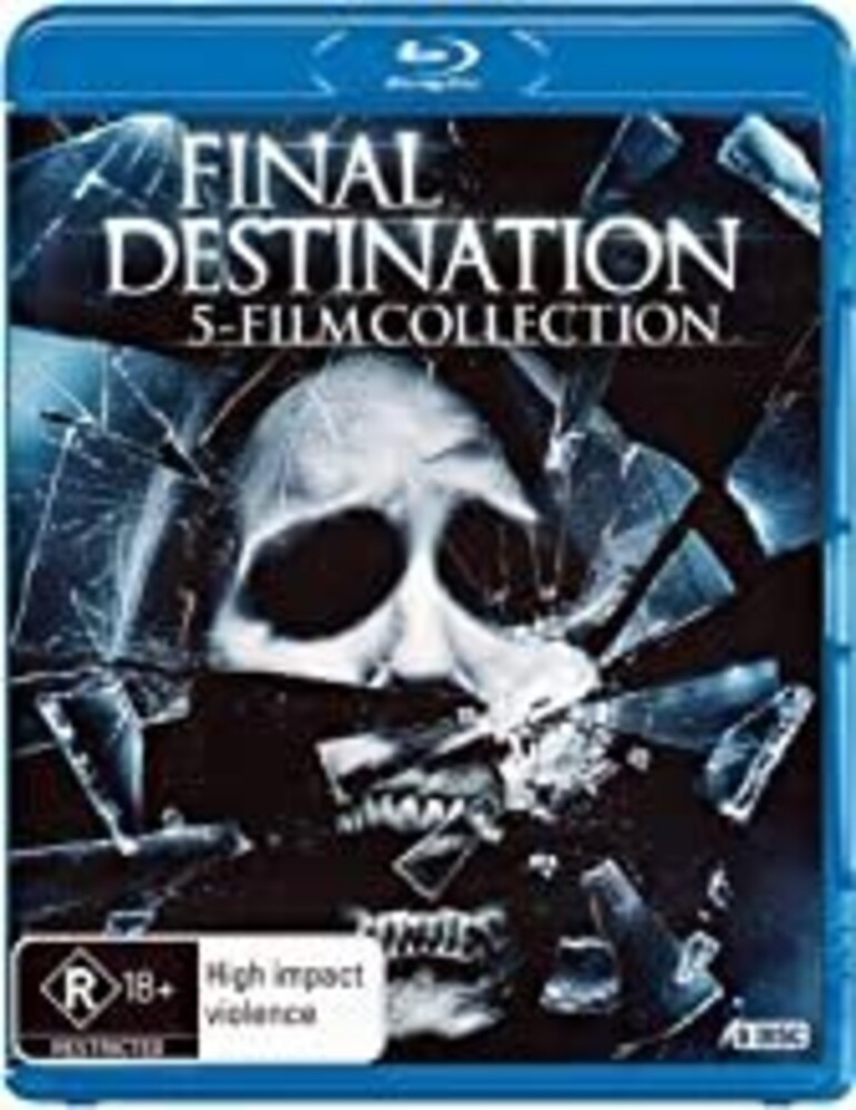 Final Destination: 5 Movie Complete Collection - Final Destination: 5-Film Collection